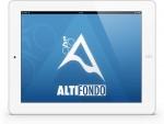 Garmin connect sur iPad avec AltiFondo