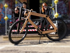 Un vélo en kit Made In UK le SANDWICHBIKES