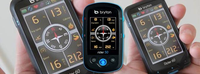 Bryton nous prépare un GPS Rider pour le VTT
