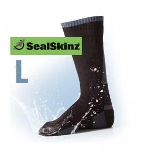 Une paire de SealSkinz pour garder les pieds au sec
