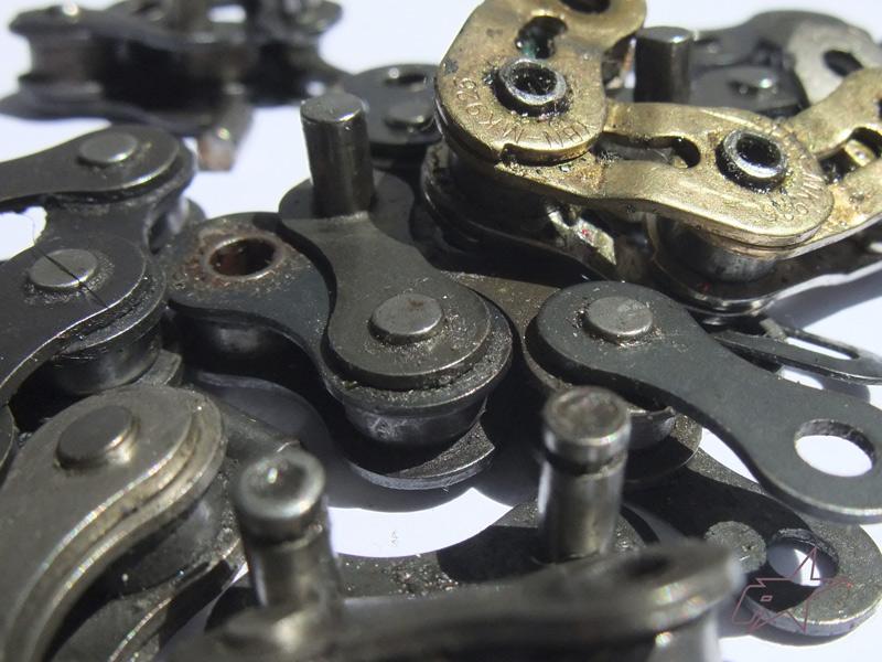 Fabrication d'une chaîne de vélo