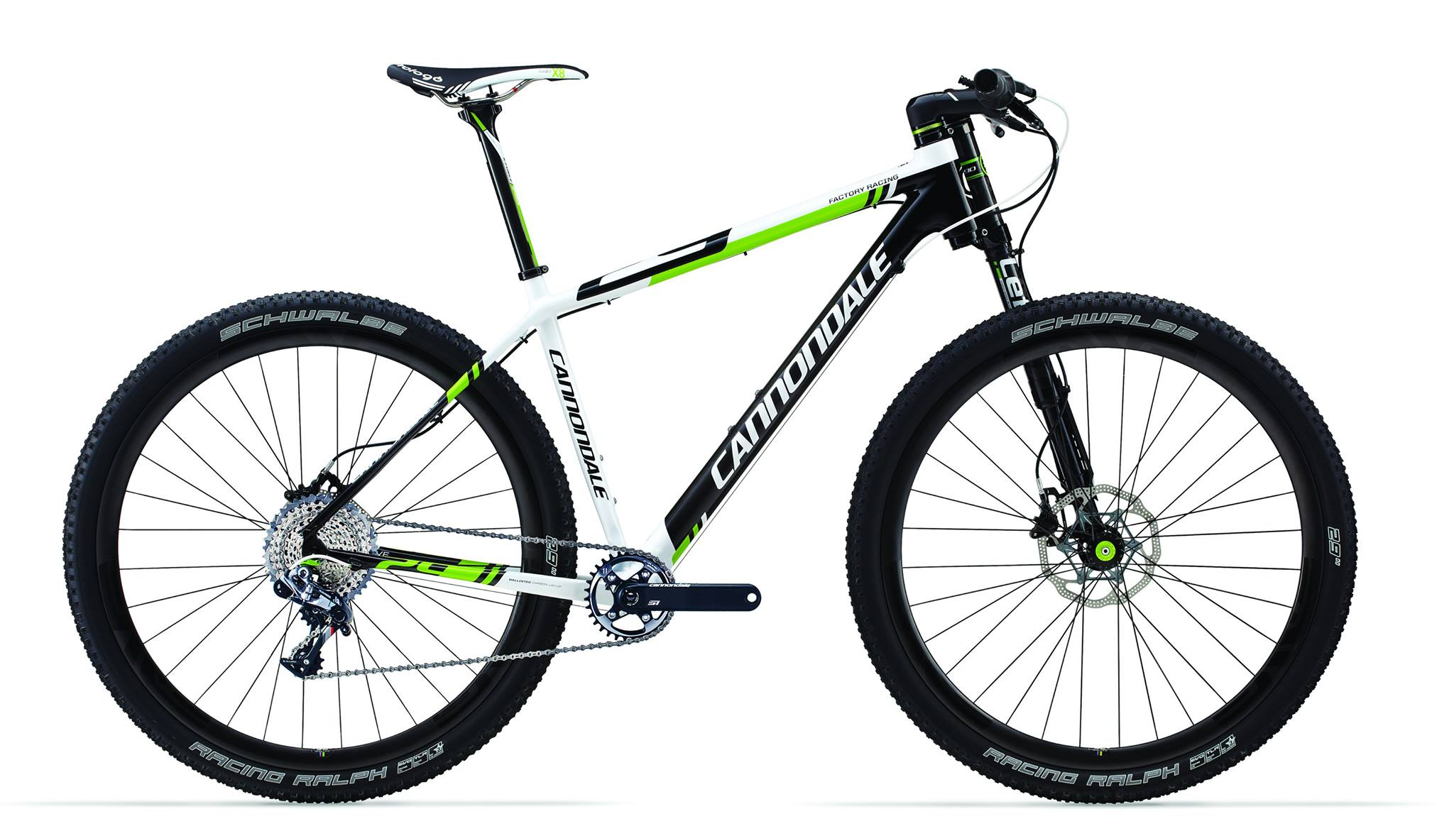Cannondale Flash et Scalpel 2014