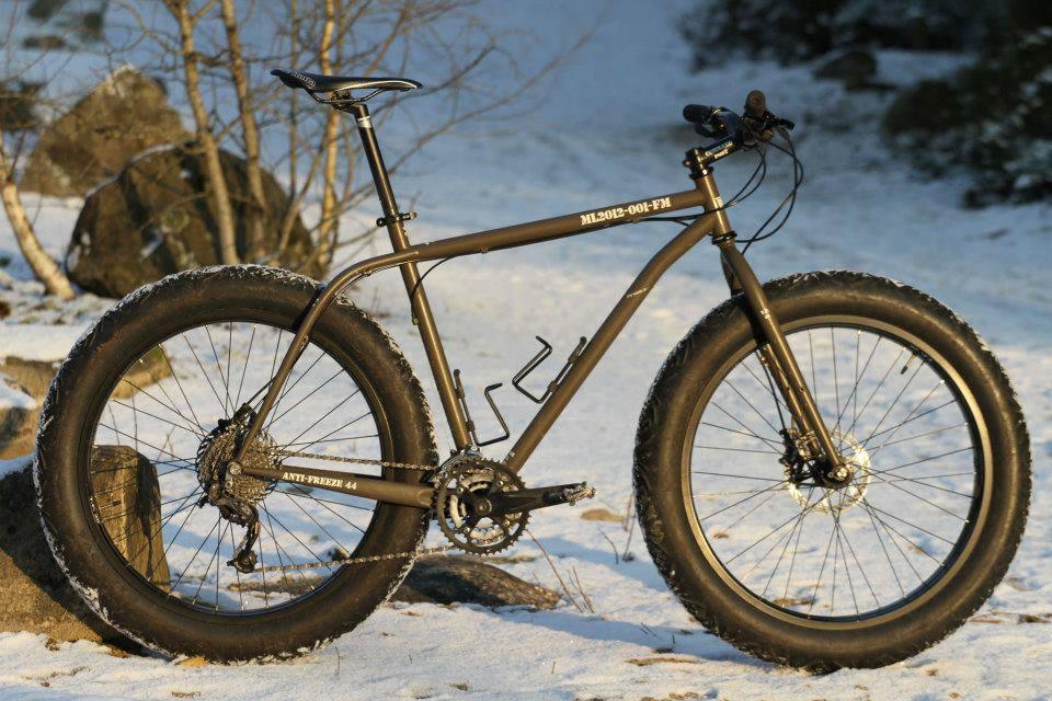 Au voleurs de Proto Fat Bike