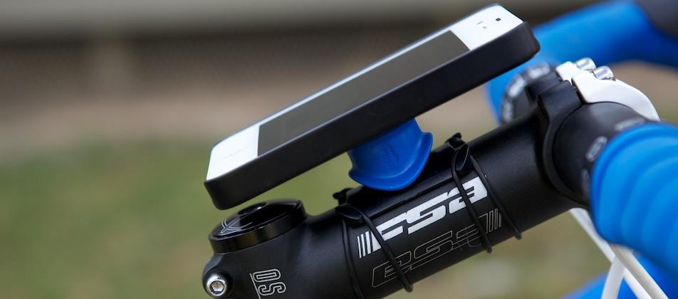Un magnifique Support iPhone pour Vtt ou vélo de route
