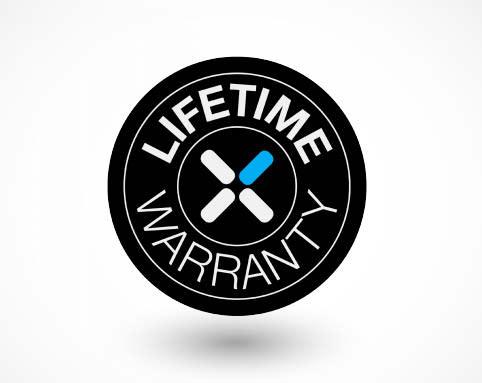 B'TWIN … LIFE TIME WARRANTY … GARANTIE À VIE …