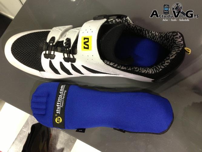 Stuffitts assèche vos chaussures de sport