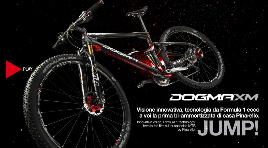 PINARELLO DOGMA XM 29er pour 2014