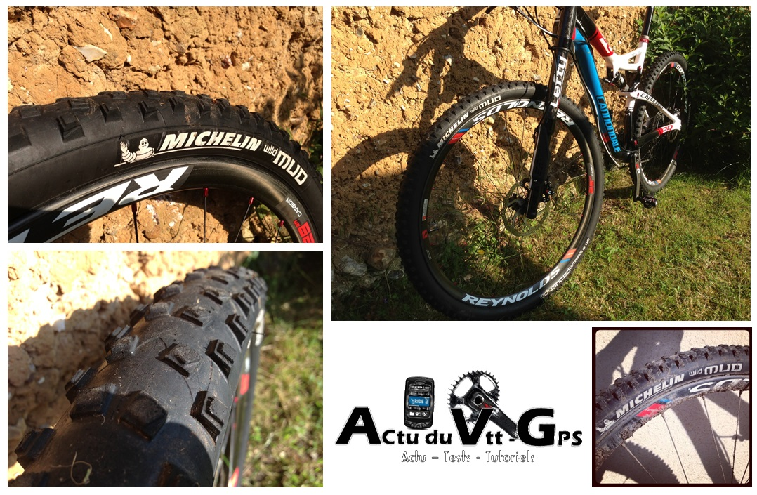 Bilan du test Michelin Wild Mud Advenced Tubeless