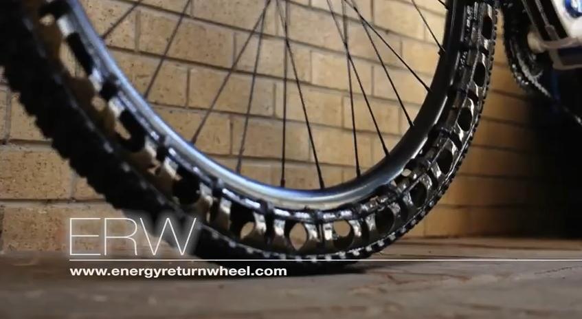 Airless Bicycle Tires «Pneu Vtt sans air»