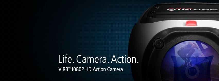 Caméra GARMIN VIRB et VIRB Elite HD
