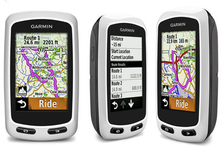 Garmin Edge Touring & Touring plus