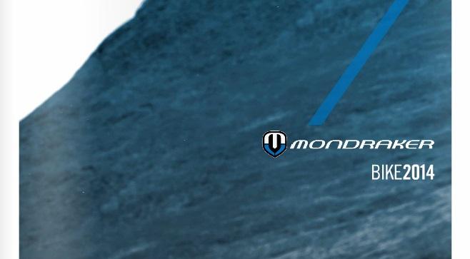 Catalogue Mondraker 2014