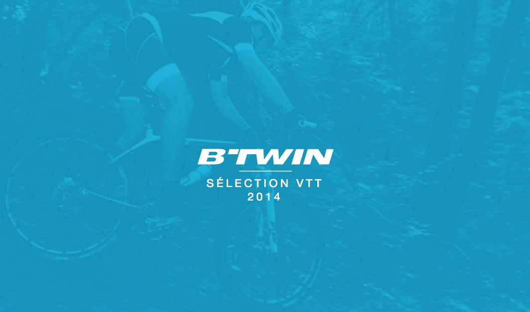 Catalogue Btwin 2014 VTT et Route