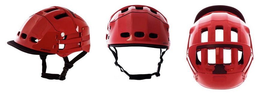 Casque pliable Made In France par Overade