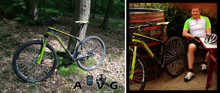 Grand Canyon CF SLX 9.9 Team en test