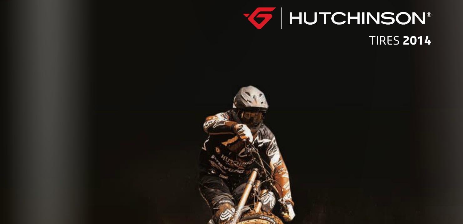 Hutchinson vos pneus pour 2014