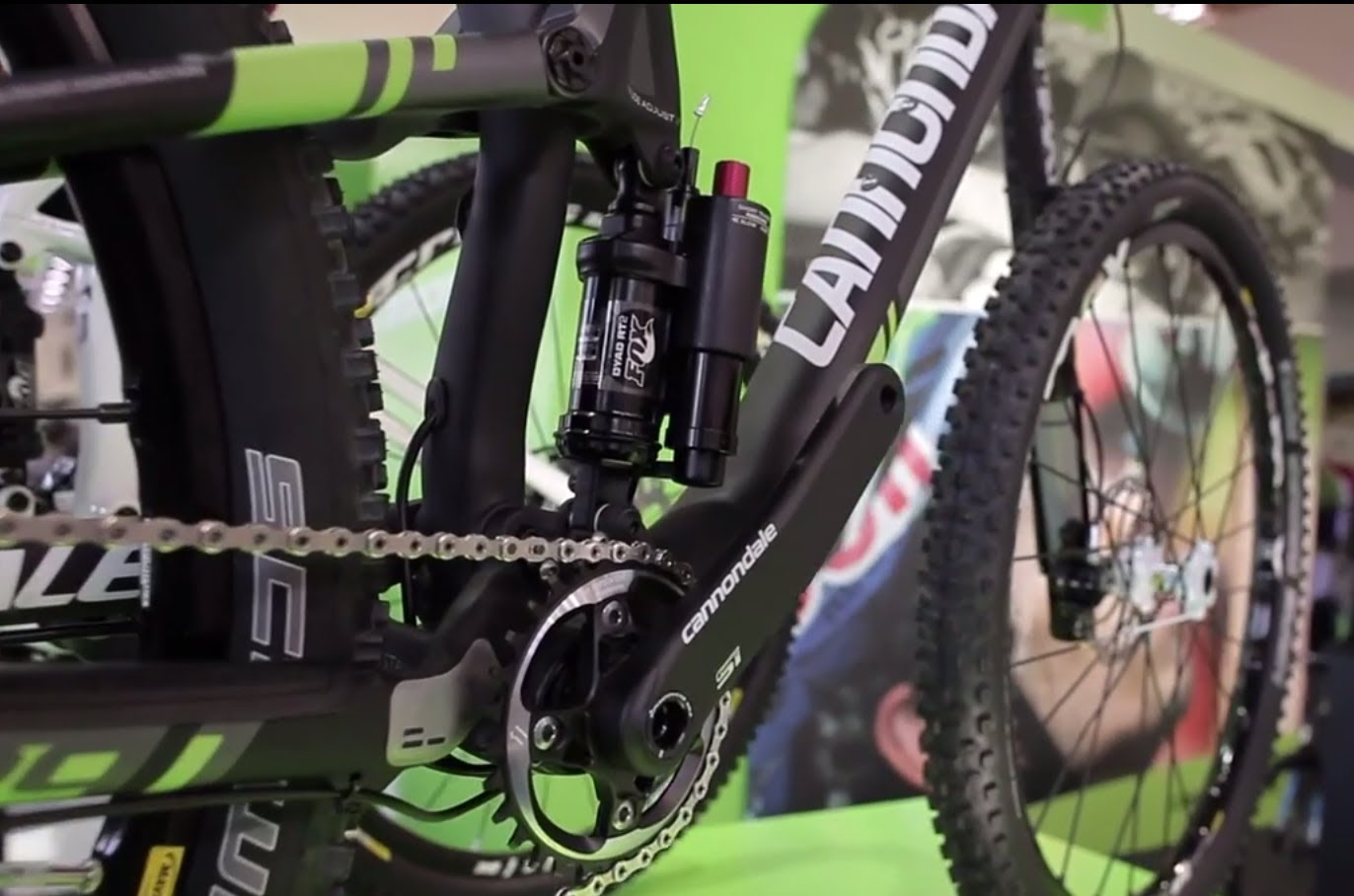 Cannondale Trigger 29er en version Carbone pour 2014