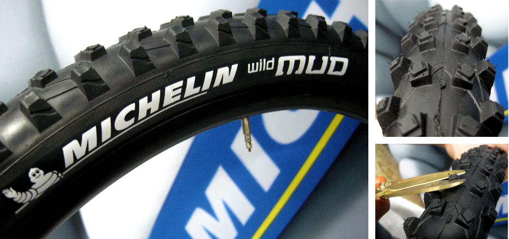 Michelin Mud en version Enduro