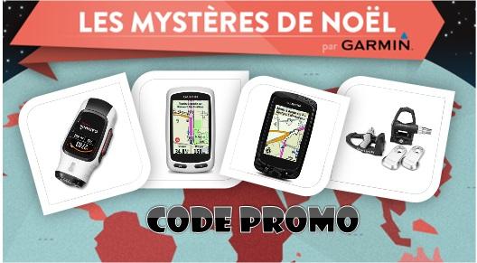 Promo Garmin et Fédération française de cyclisme