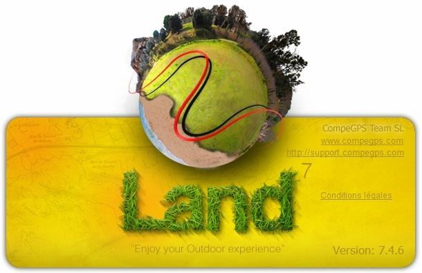 Tutoriel : Tracer un parcours VTT sur Land 7