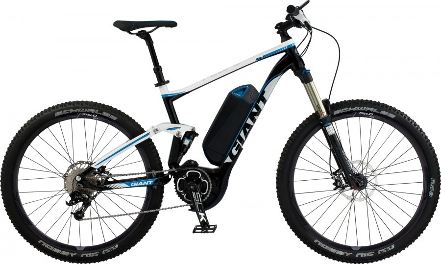 Giant E-Bike Full-E Tout suspendu 2014