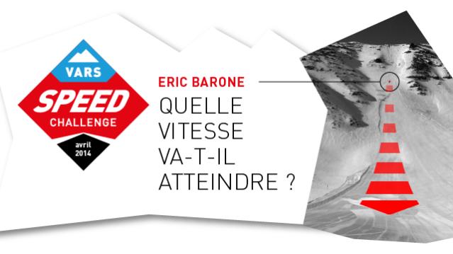 Eric BARONE a besoin de vous.