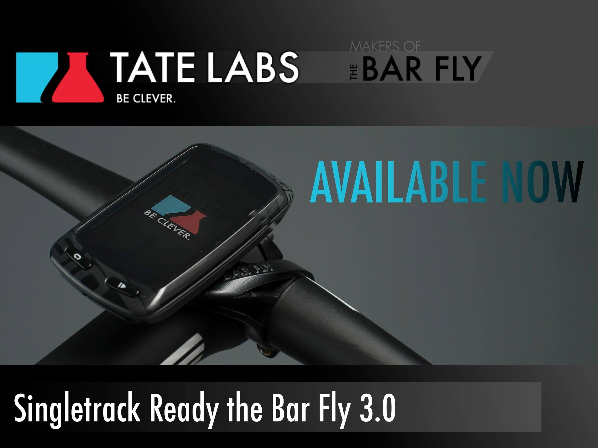 Bar Fly 3 VTT MounTain Bike le support GPS Garmin EDGE