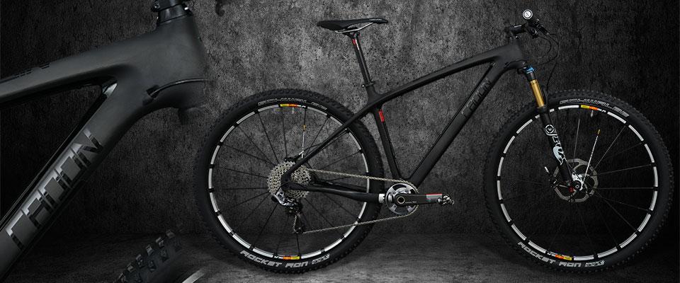 Radon-Bike l'exigence allemande Black Sin 29