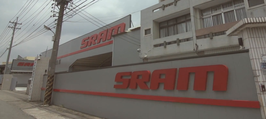SRAM 25 ans d'innovation