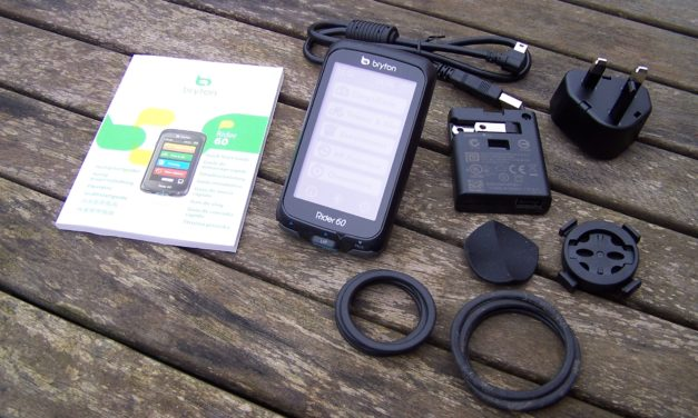TEST DU GPS BRYTON RIDER 60 – GUIDAGE VOCAL ET CARTOGRAPHIE