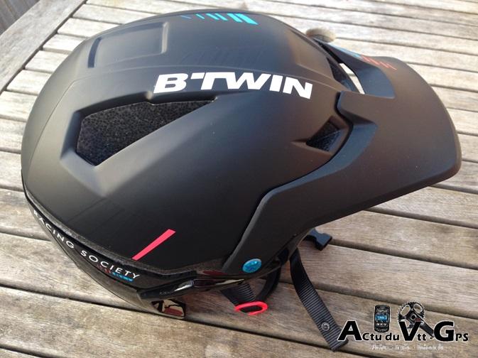 Casque BTWIN MTB RACING TEAM 2014