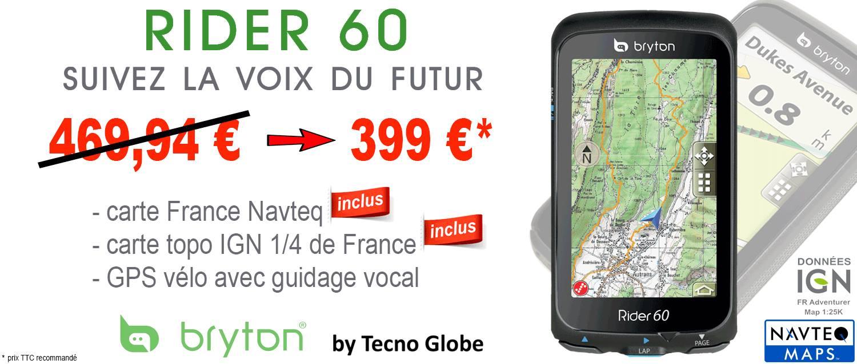 BRYTON RIDER 60 avec IGN – Suivez la voix du futur…