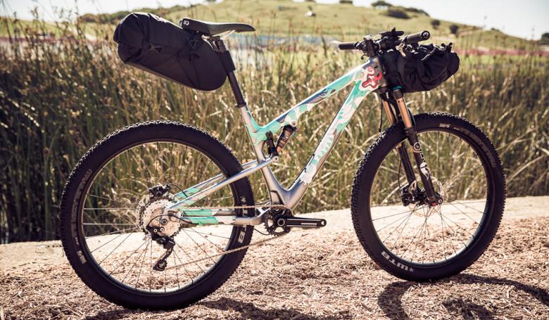 Rocky Mountain : Sherpa Concept … un Bike pour voyager loin…