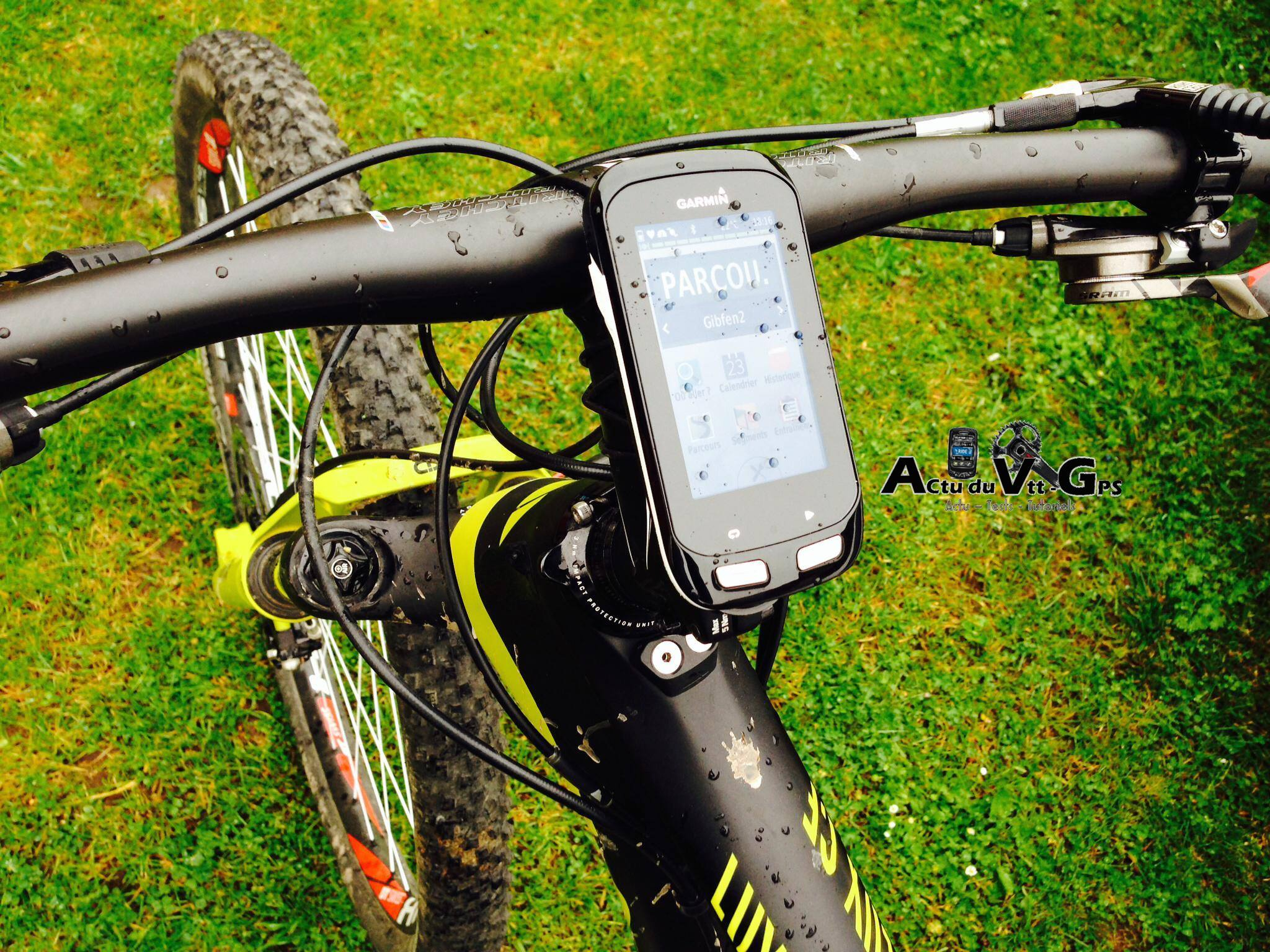 GARMIN EDGE 1000 AU LABO…