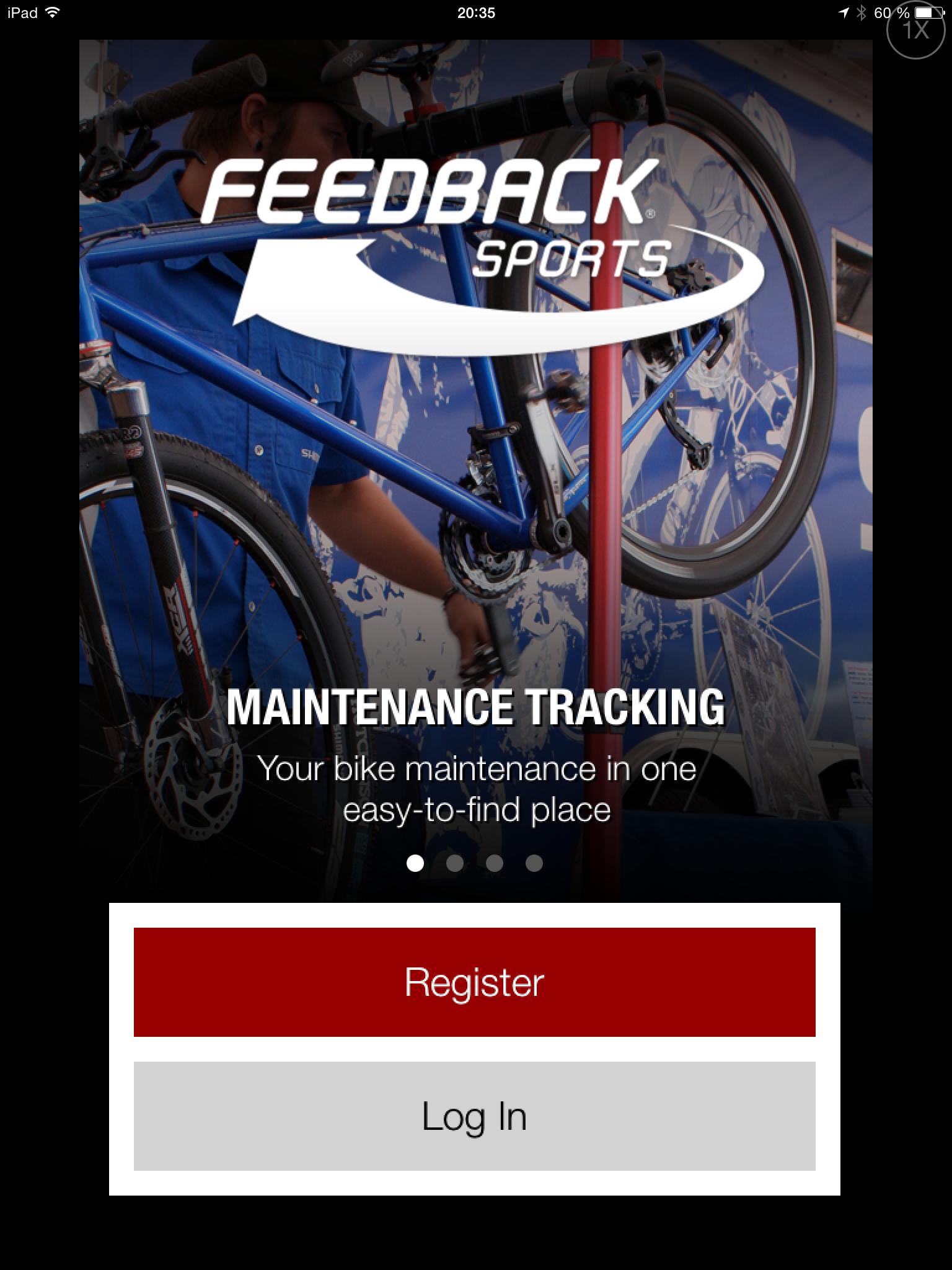 FeedBack : le carnet d'entretien du vélo …