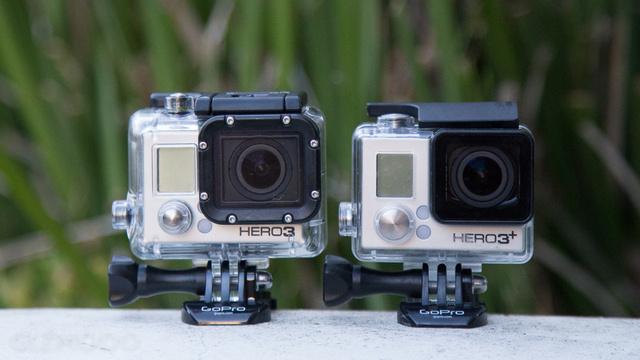 Une GoPro Hero 4 annoncée pour juillet …