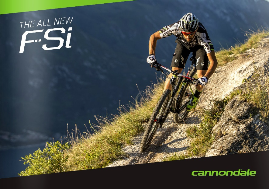 CATALOGUE Cannondale F-SI 2015