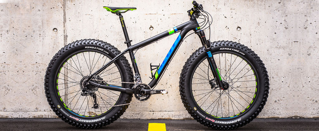 Scott LANCE SON FAT BIKE BIG ED pour 2015
