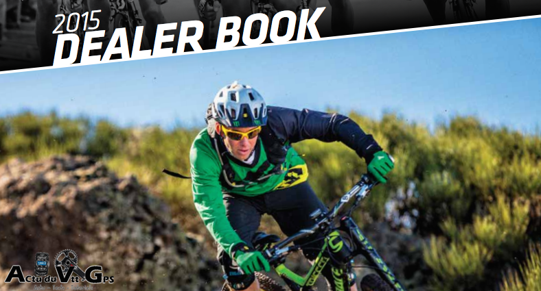 CATALOGUE CANNONDALE 2015