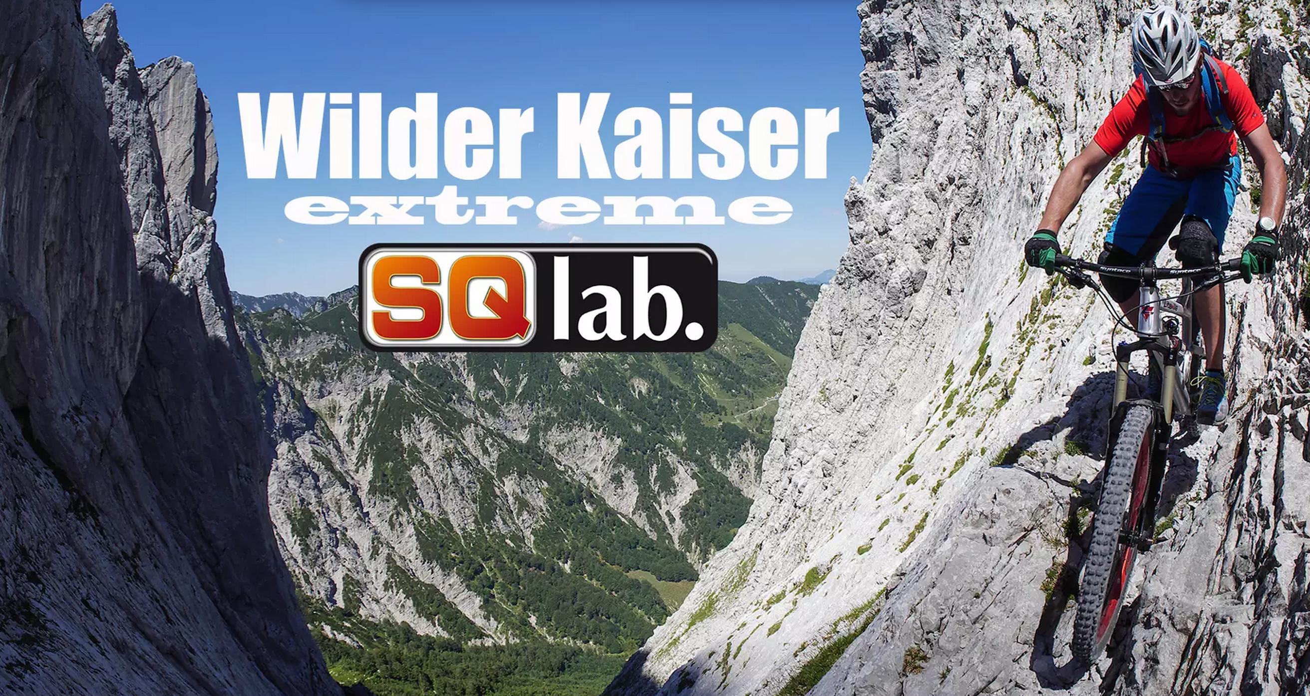 Wilder Kaiser extreme RIDER