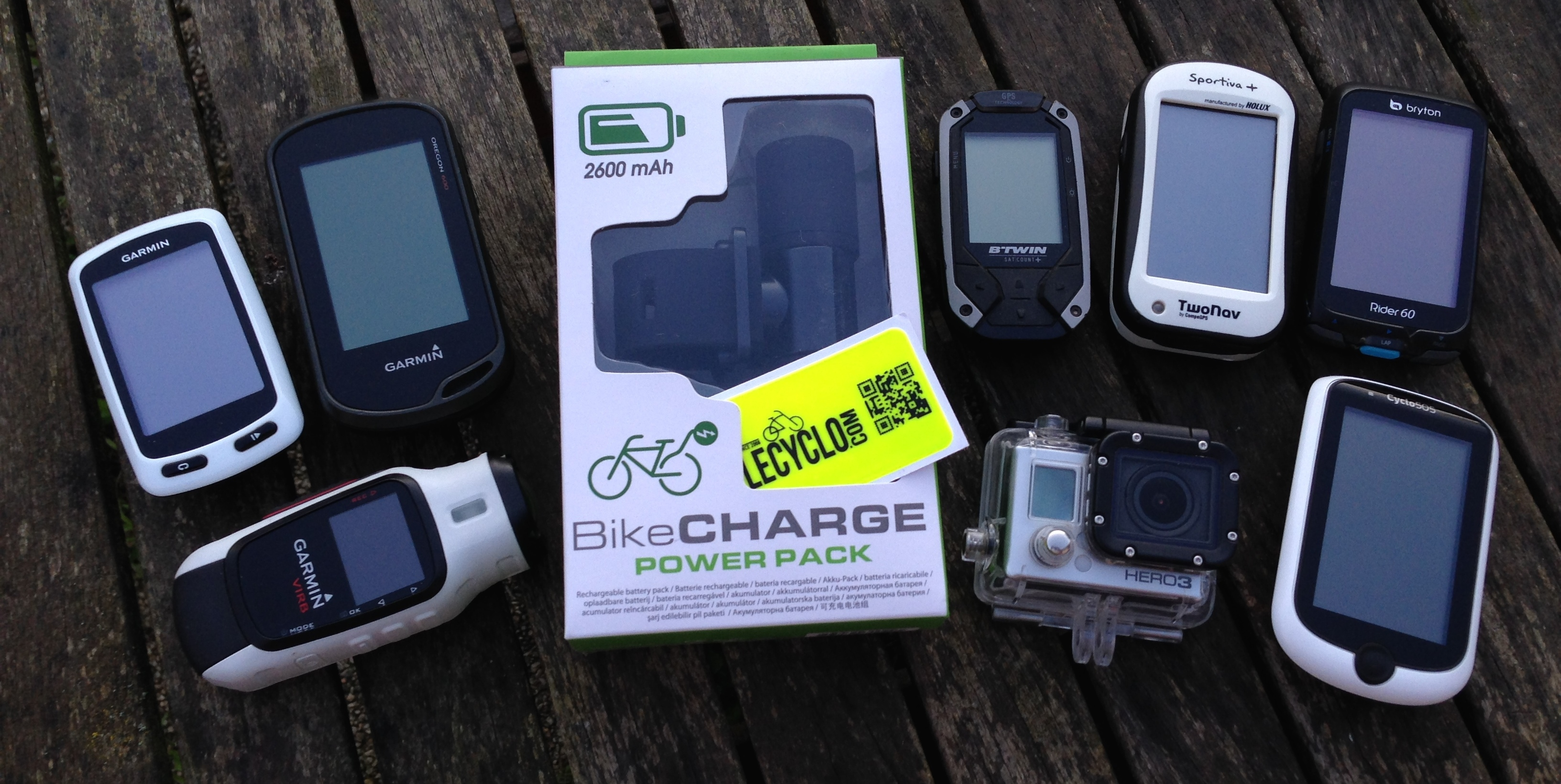 TEST DE LA BATTERIE ADDITIONNELLE BIKECHARGE POWER PACK – TIGRA