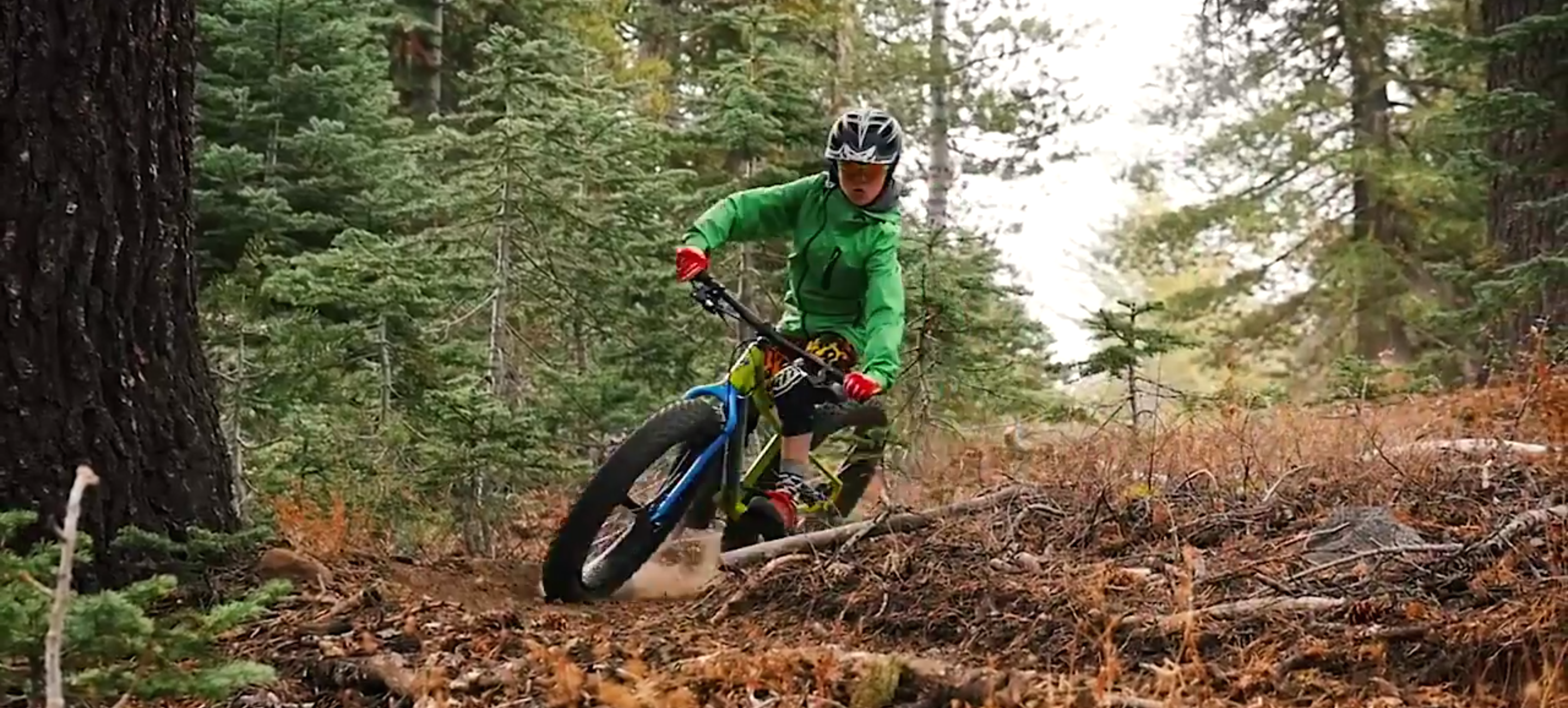 SPECIALIZED FAT BOY JUNIOR : DU GROS PNEUS POUR LES ENFANTS