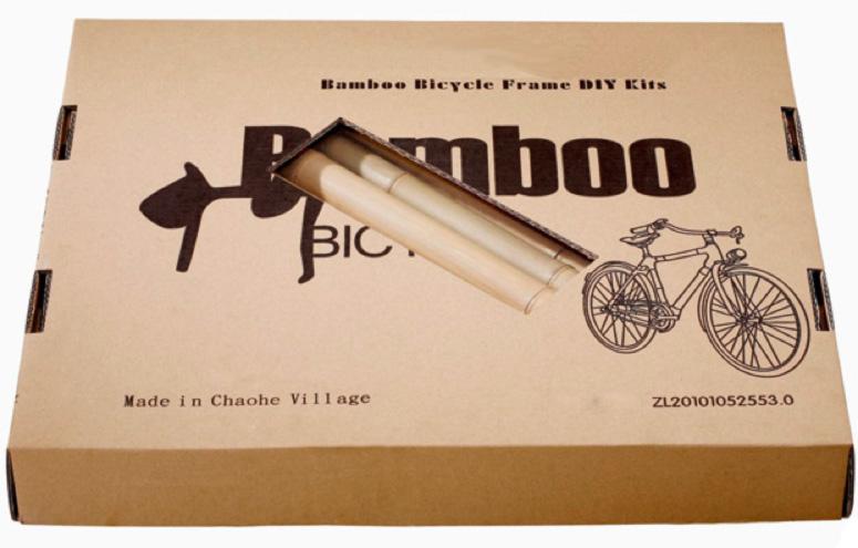 BAMBOOBEE un cadre en Bambou