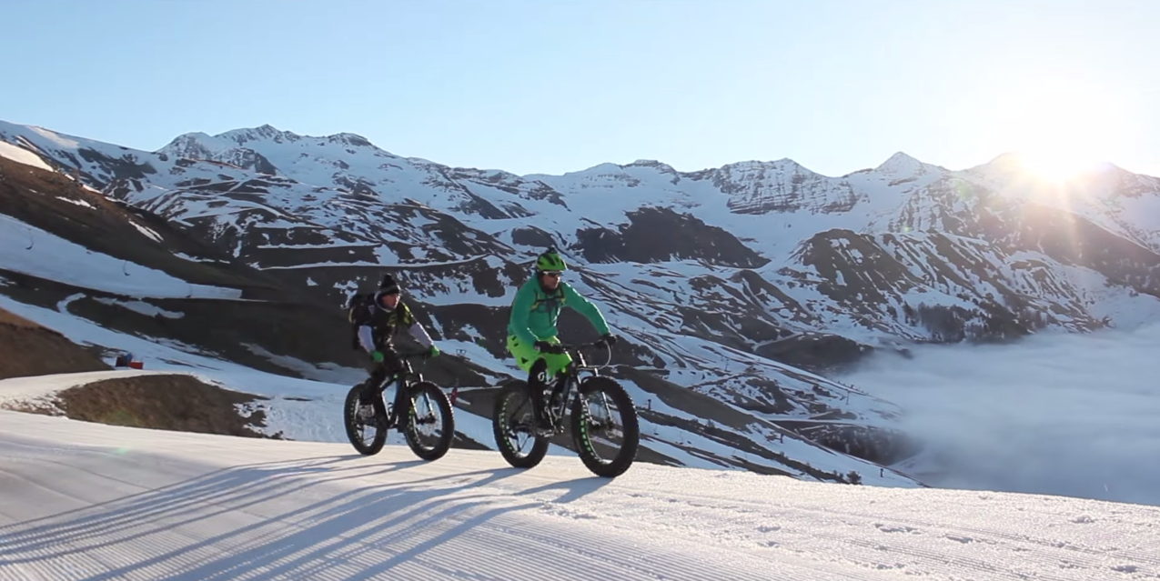 SCOTT FAT BIKE BIG ED L'AUTRE VISION DU VTT
