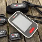 TEST DU GPS POLAR V650…