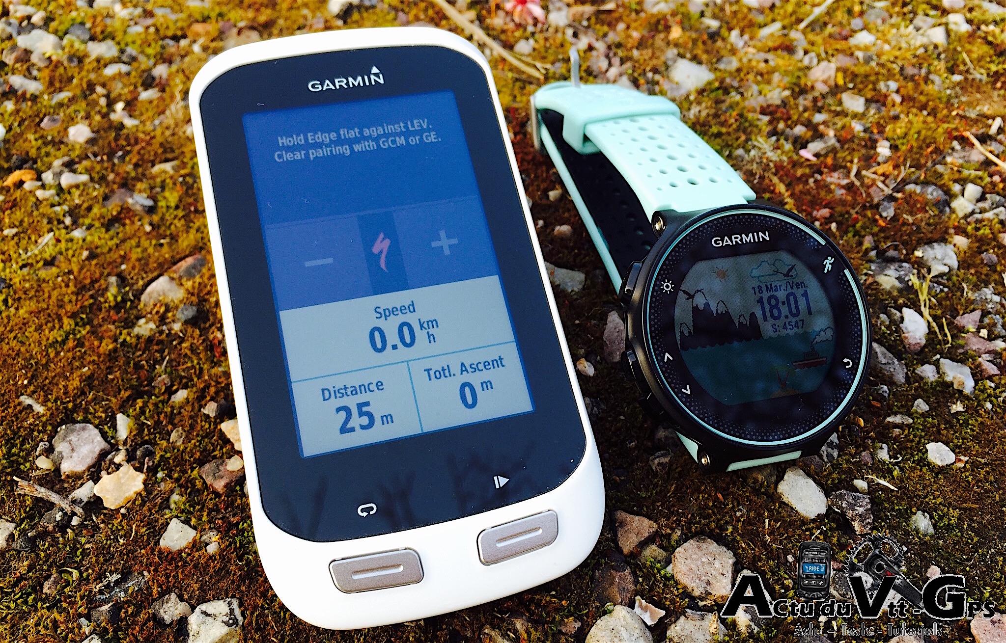 CONNECT IQ SUBLIME LES MONTRES ET GPS GARMIN