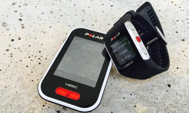 POLAR – IMPORTER ET SUIVRE UN PARCOURS GPX SUR LES GPS V800 & V650