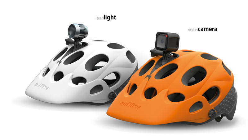 CASQUE CATLIKE YELMO – PROTECTION ET SUPPORT CAMERA