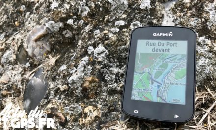 TEST DU GARMIN EDGE 820 – ULTRA COMPLET