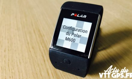 POLAR M600 – SOUS OS ANDROID WEAR 2 ET POLAR 2